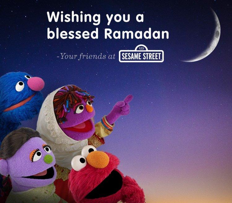 ramadan sesame street
